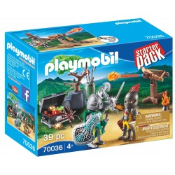 Playmobil StarterPack Batalla del Tesoro