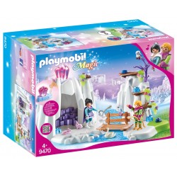 Búsqueda del Diamante de Cristal de Playmobil