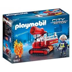 Robot de Extinción de Incendios de Playmobil