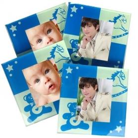 Posavasos Personalizados con Fotos