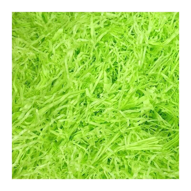 Papel para Rellenar Cajas Verde  Rellenos
