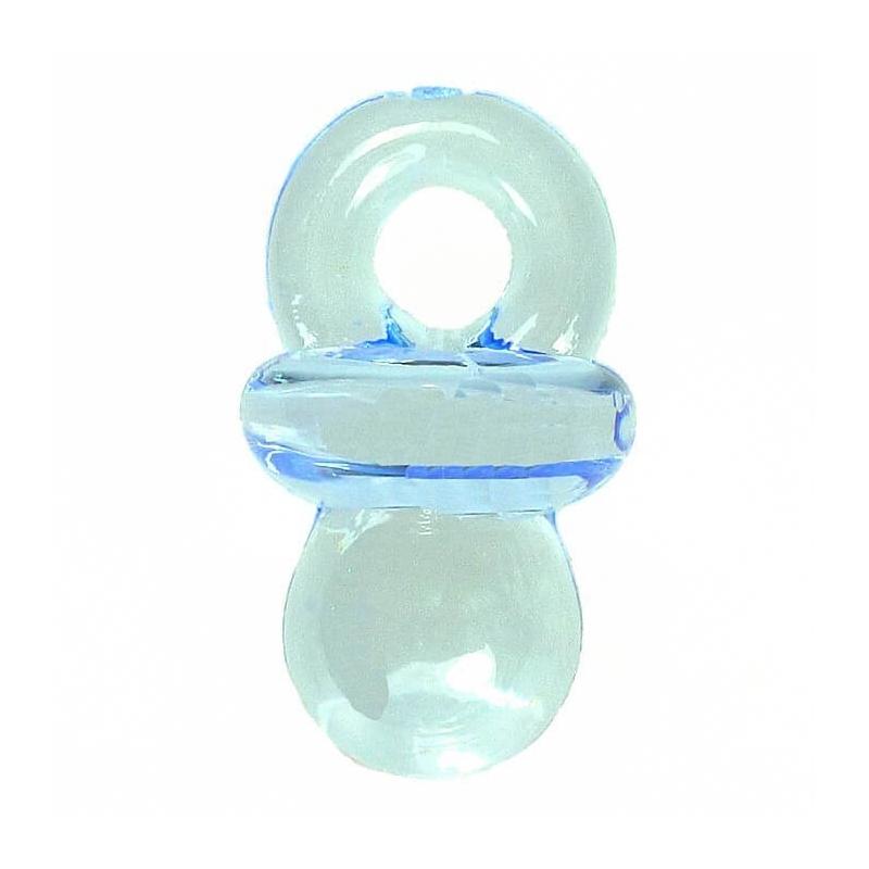 Minichupete azul para colgar  Adornos para Decorar