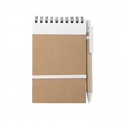 Libreta Ecocard Color Blanco