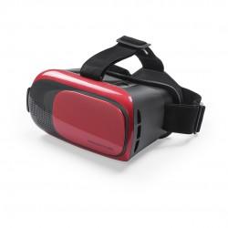 Gafas Realidad Virtual Bercley Color Rojo