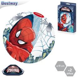 Pelota ''spiderman'' 51 cm
