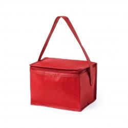 Nevera Hertum Color Rojo