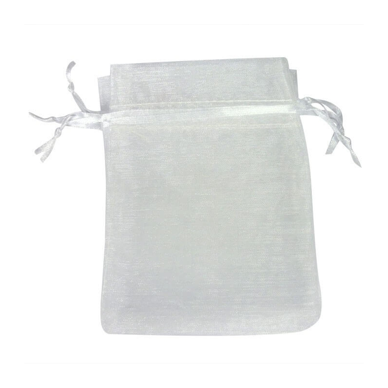 Bolsa Organza Blanco 0.08 €