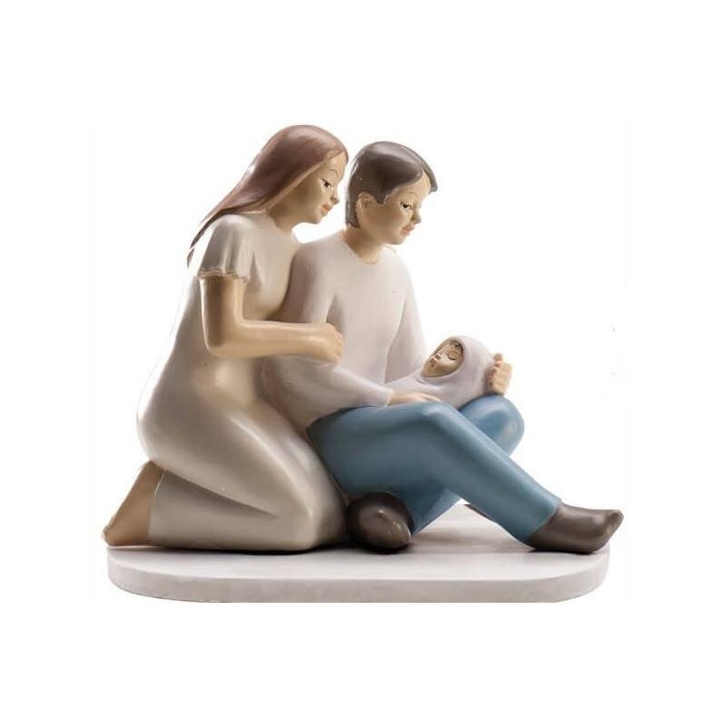 Figura Novios Bebe  Figuras Tarta Bautizo