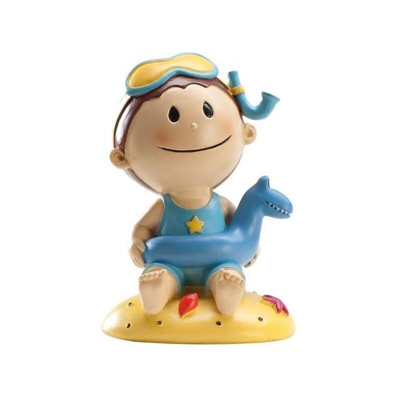 Figura de Bebe para Baby Shower  Figuras Tarta Bautizo