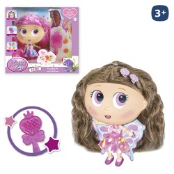 "Muñeca ""fairy"" kaibibi 2/m 12 x 9 x 18 cm"