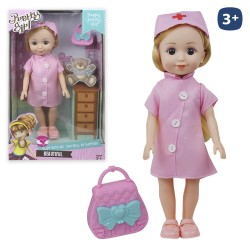 Muñeca enfermera 26 cm