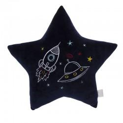 Cojin forma estrella  astronauta