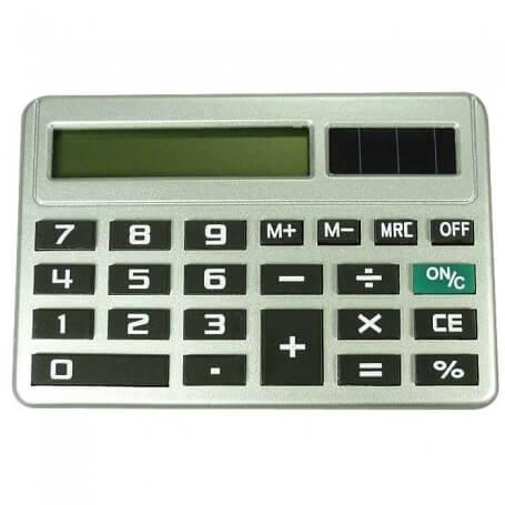 Boli con Calculadora  Calculadora