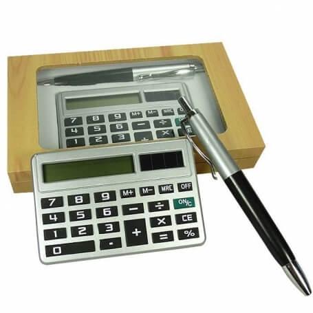 Boli con Calculadora Calculadora Regalitos