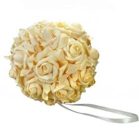 Bouquet Redondo para Alfileres
