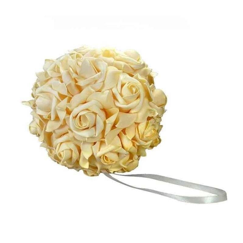 Bouquet Redondo para Alfileres Alfileres Novia Detalles de Boda