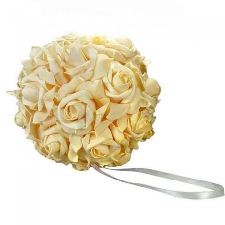 Bouquet Redondo para Alfileres  Alfileres