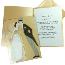 Invitaciones de Novios  Invitaciones Regalitos 0,81€