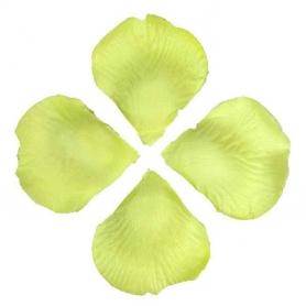 Pétalos de Boda Amarillos  Pétalos y cofetis para Bodas