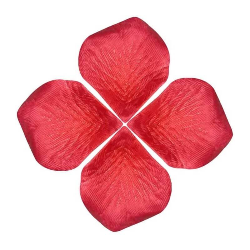 Pétalos de Rosa de Tela  Pétalos y cofetis para Bodas