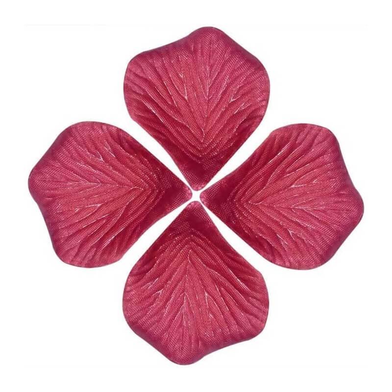 Pétalos de Rosas Artificiales para Bodas  Pétalos y cofetis