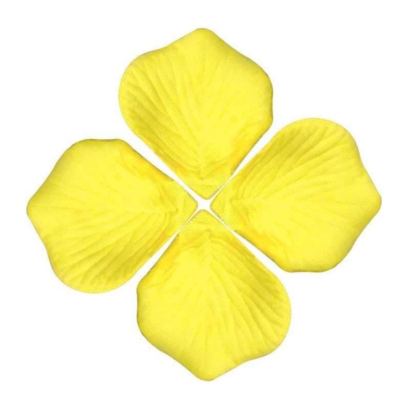 Pétalos de Flor Artificial  Pétalos y cofetis para Bodas