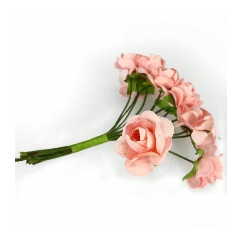 Decoraciones para Regalos  Flores de Papel y Broches para Bodas