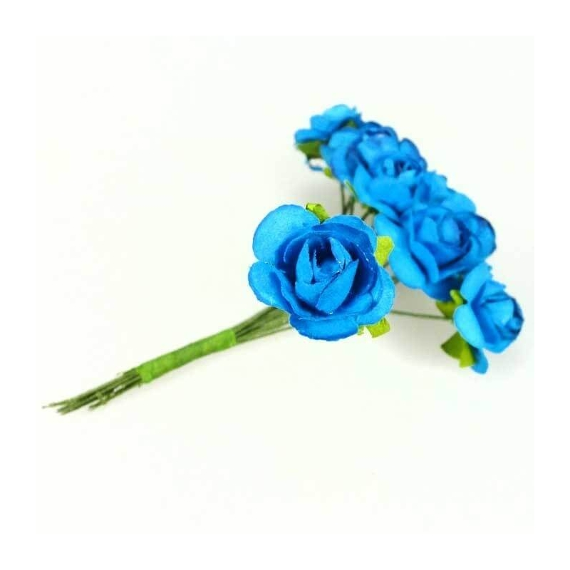 Pic Flores  Flores de Papel y Broches para Bodas