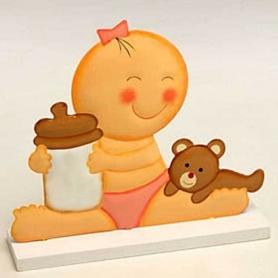 Figura Pastel Bautizo  Figuras Tarta Bautizo Detalles Bautizo