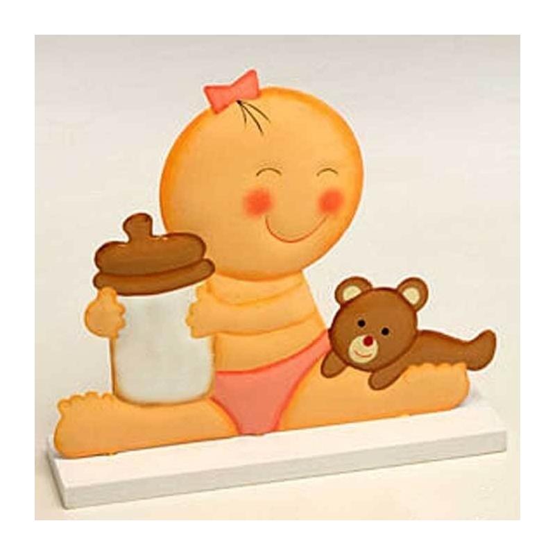 Figura Pastel Bautizo  Figuras Tarta Bautizo