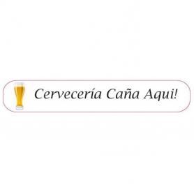 tenerife Pegatinas Cervezas en Canarias