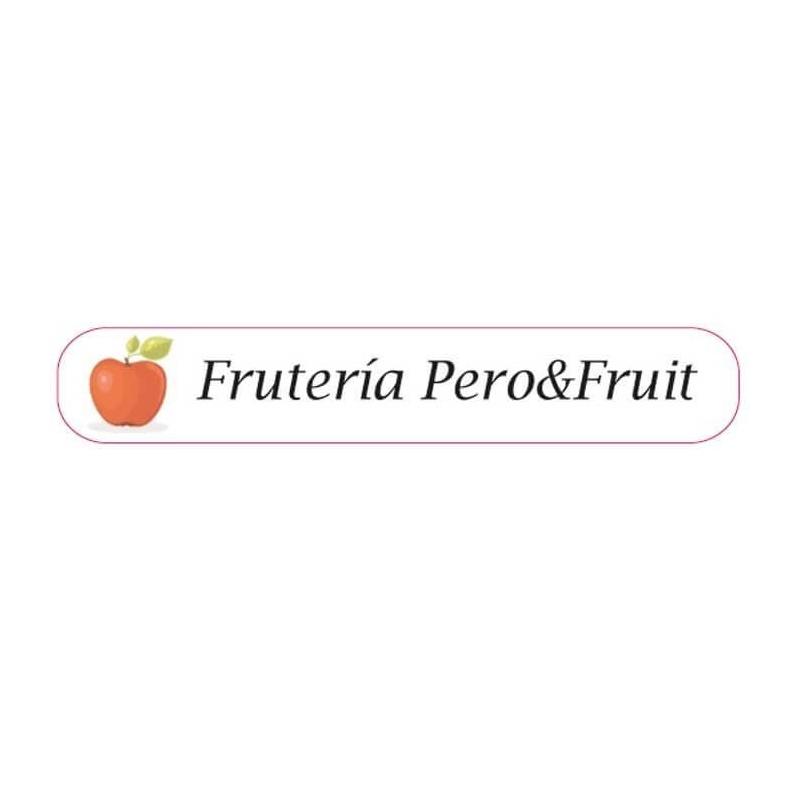 Etiquetas Frutería