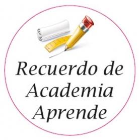 Pegatinas Colegio