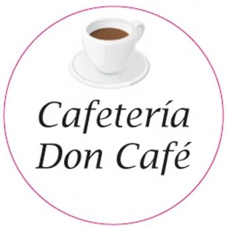 Pegatinas de Café Personalizaciones Detalles empresa