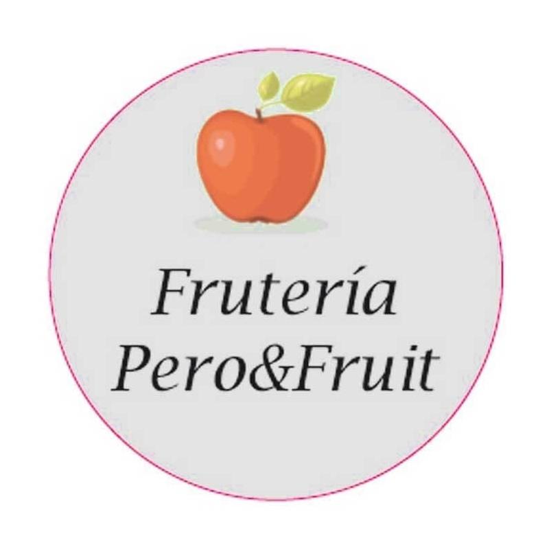tenerife Pegatinas con Frutas en Canarias