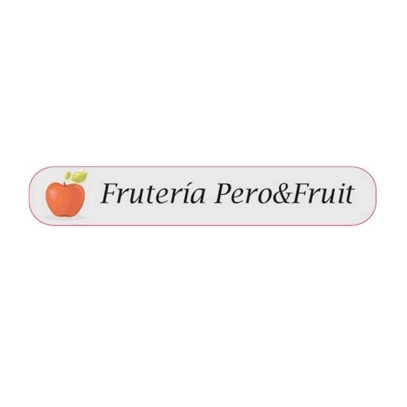 Adhesivos de Frutas