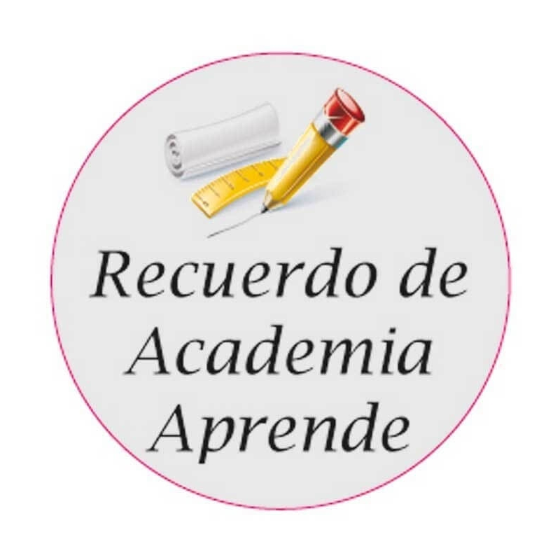 tenerife Pegatina Colegio Estudio en Canarias
