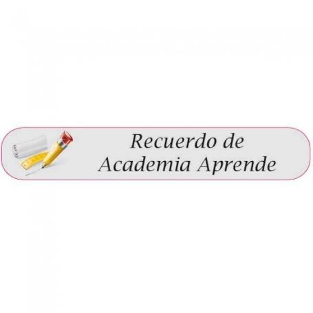 Pegatinas para Colegios Personalizaciones Detalles empresa