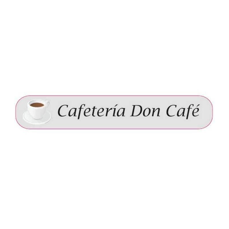 tenerife Pegatinas Personalizadas para Tiendas en Canarias