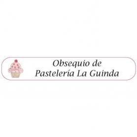 Pegatinas para Pastelería  Etiquetas Regalitos 0,05€