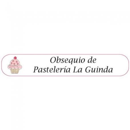 Pegatinas para Pastelería  Etiquetas