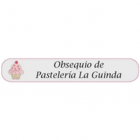 Etiquetas Pasteles