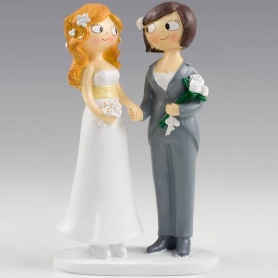 Figuras para Pastel Gay  Figuras Tarta Gays y Lesbianas Bodas