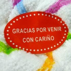tenerife Toalla Piruleta de Colores en Canarias