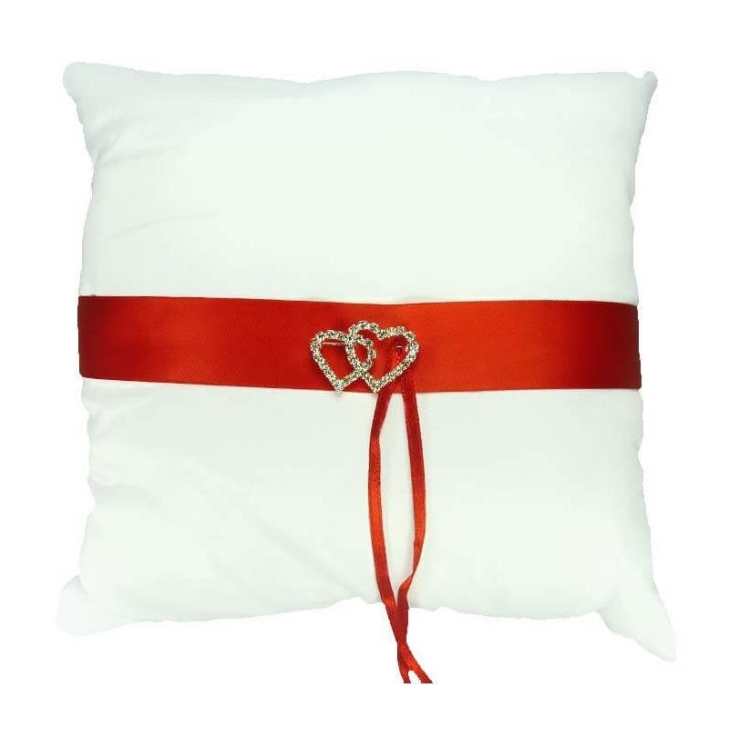 Cojines Rojos para Boda  Cojines, bouquet y cestas para Arras y