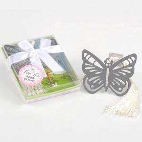 Marcapáginas Mariposa