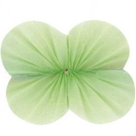 Tul Net Verde  Papel y Cintas Decorativas Accesorios 0,20€