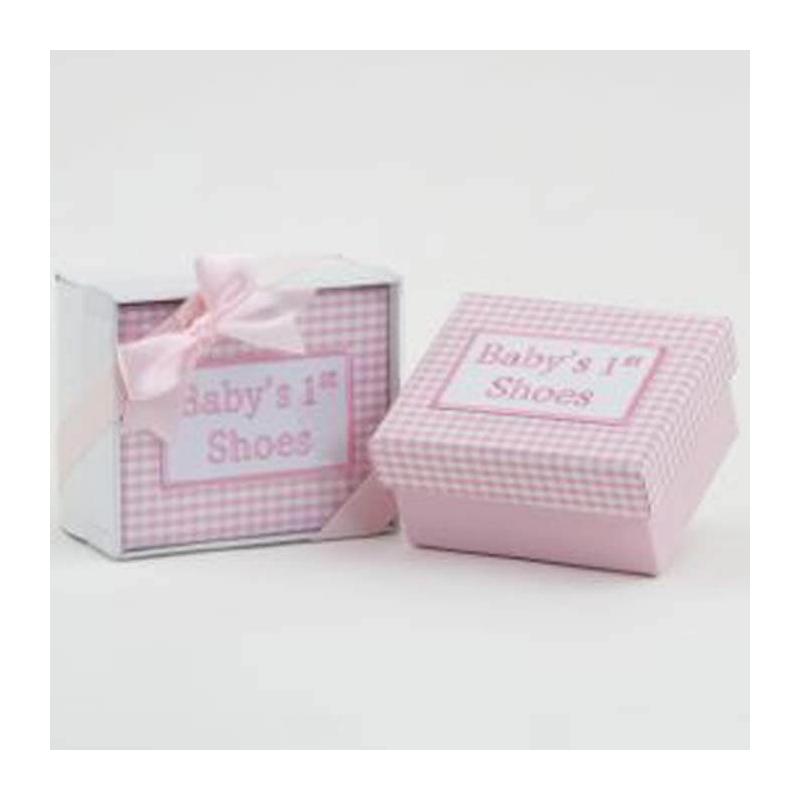 Cajas de recuerdos para beb s - Cajas decoradas para bebes ...