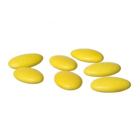 Peladillas de Chocolate Amarilla Detalles Dulces Detalles de