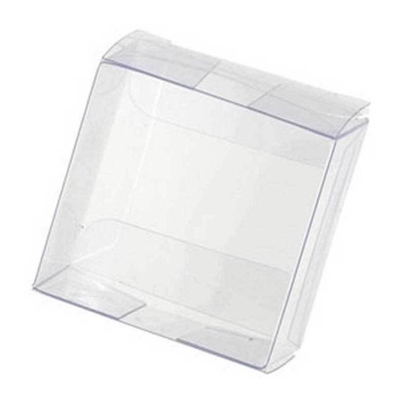 Caja de Acetato Transparente